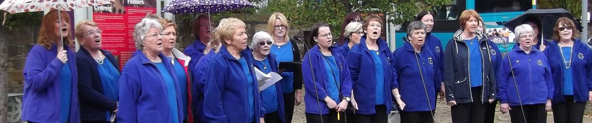 Chester Ladies' Choir concert performance